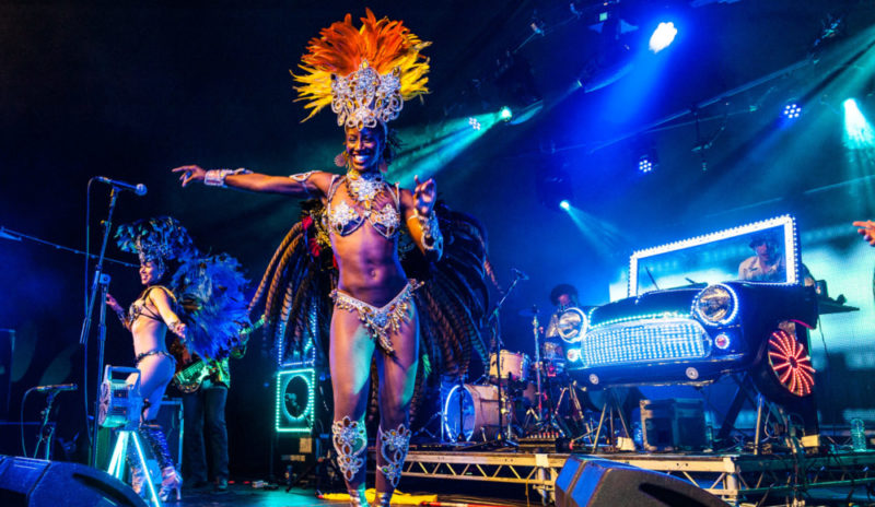 The Lunar Festival returns to Birmingham in July following a break last year