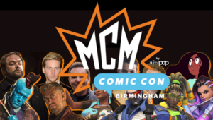 20 stars attending this weekend's Comic Con in Birmingham
