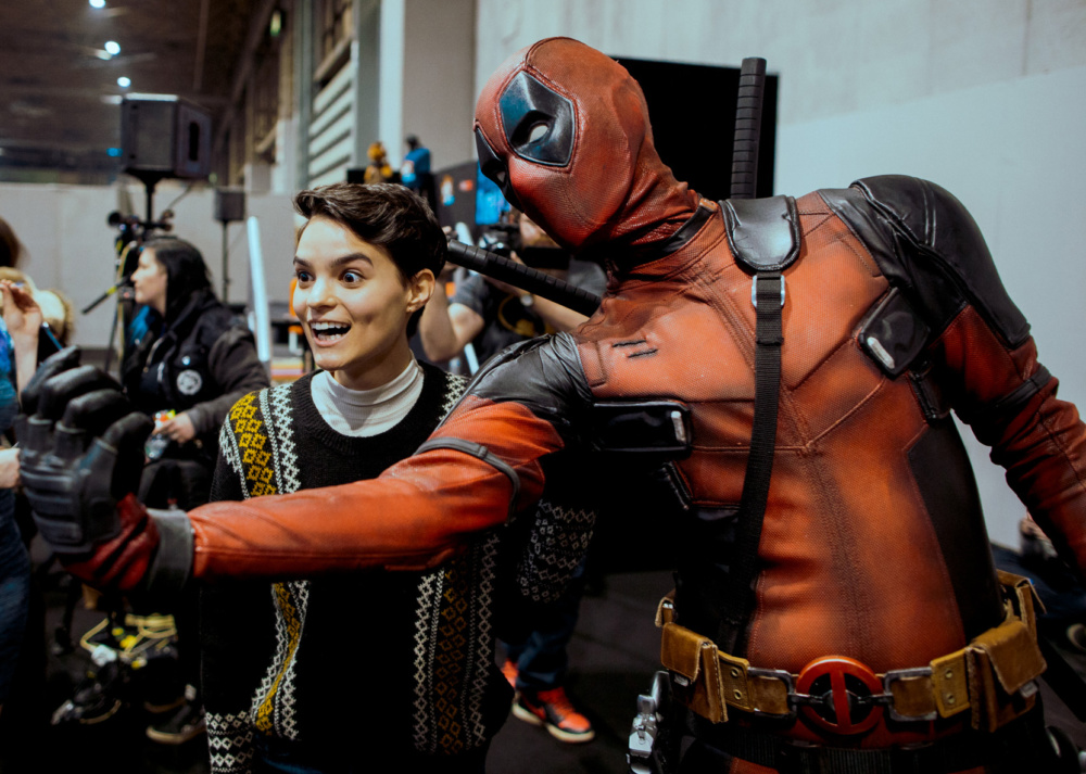 Birmingham's first Comic Con of the year takes city by storm
