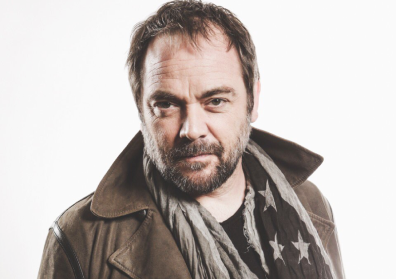 Mark Sheppard in Supernatural