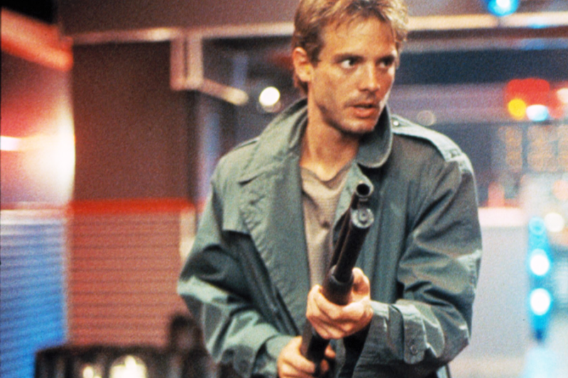 Michael Biehn in The Terminator