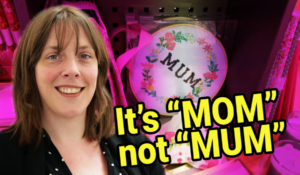 Brummies miffed at lack of 'Mom' greeting cards for Mother's Day