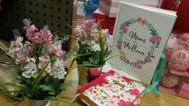 "Mothers Day cards and gifts on sale in Birmingham stores appear to be lacking in local representation of the word ""Mom"""