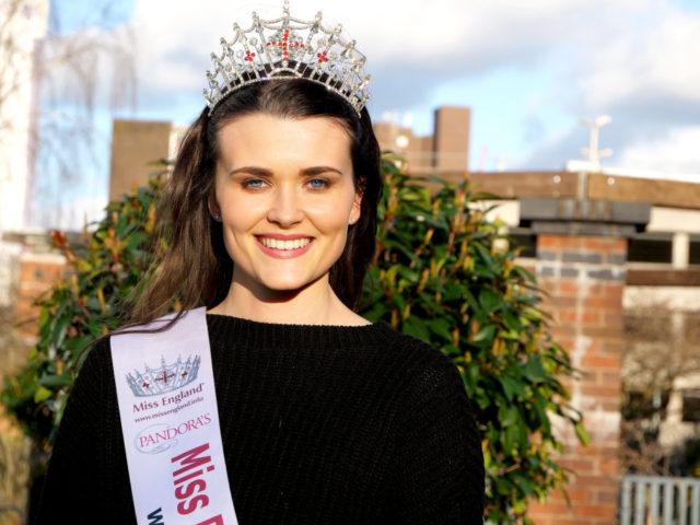 Miss Birmingham 2017/18 Niamh Conway