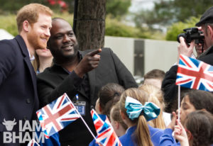 15 photos of Prince Harry and Meghan Markle in Birmingham