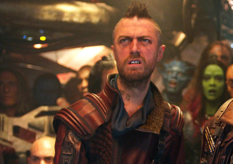 Sean Gunn in Guardians of the Galaxy