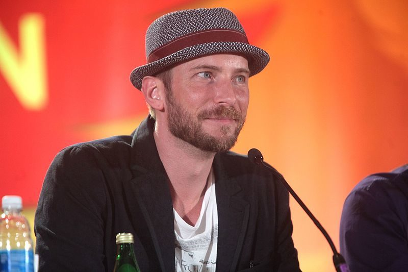 Troy Baker from Uncharted