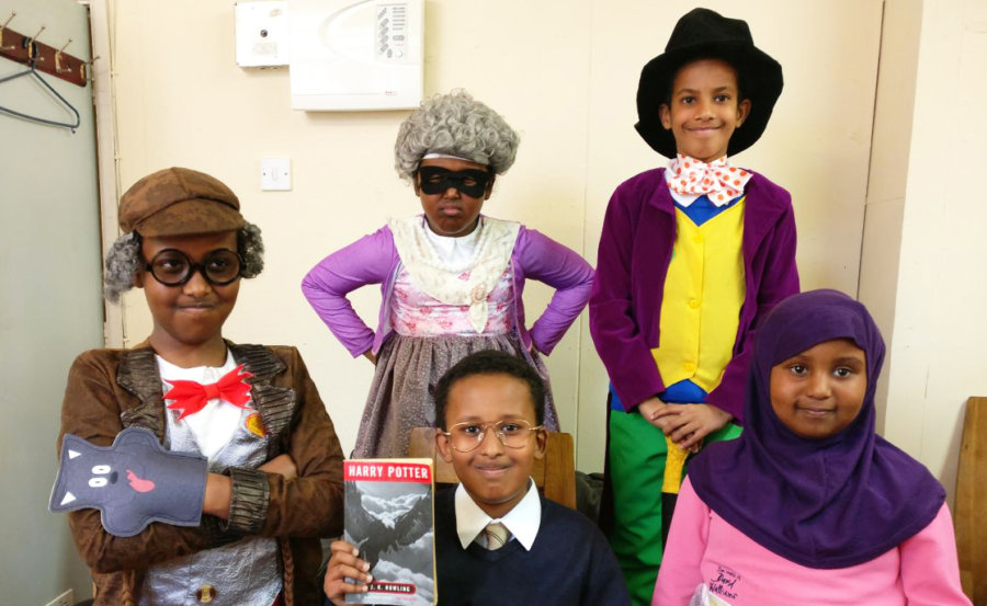 It's World Book Day today
