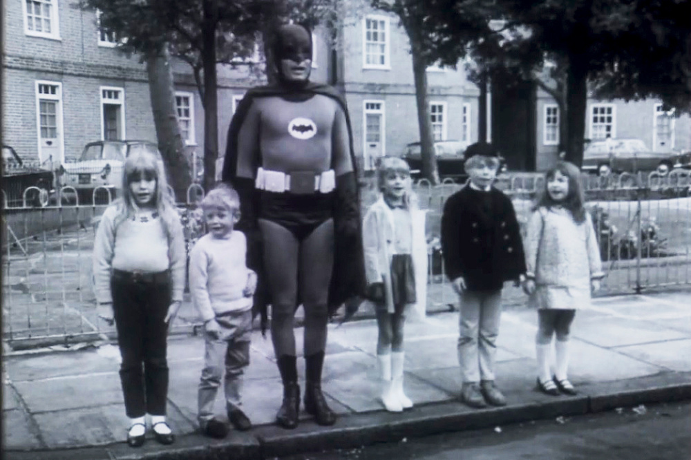 Long-lost footage of Batman in London launches UK hunt for rare TV clips