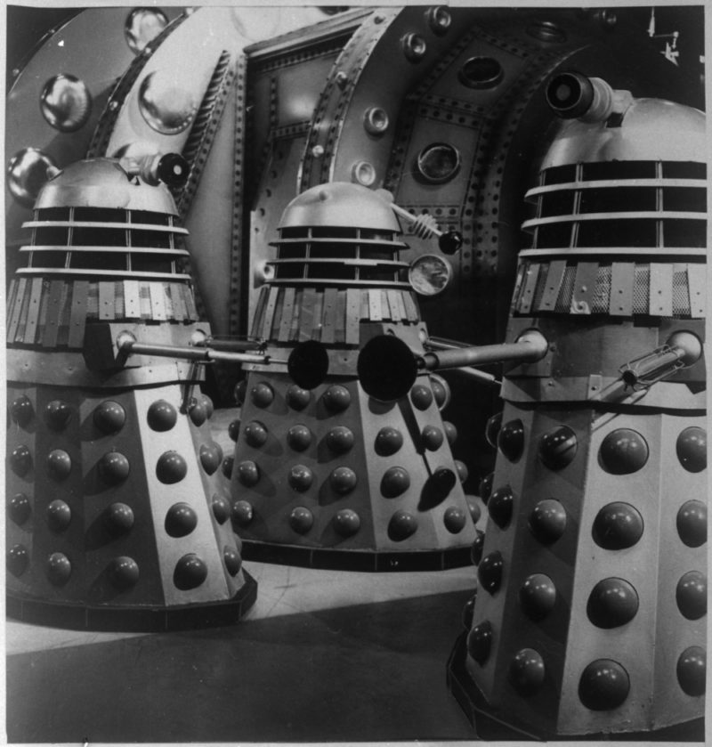 Iconic British TV programmes Doctor Who, Top of the Pops and The Avengers topped the list of shows most industry officials wanted to see 'found'