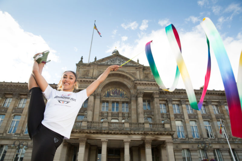 Birmingham is hosting the 2022 Commonwealth Games