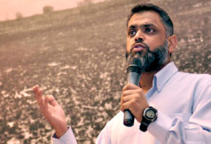 Former Guantanamo prisoner Moazzam Begg declines request to appear on Big Brother in the most fitting way possible
