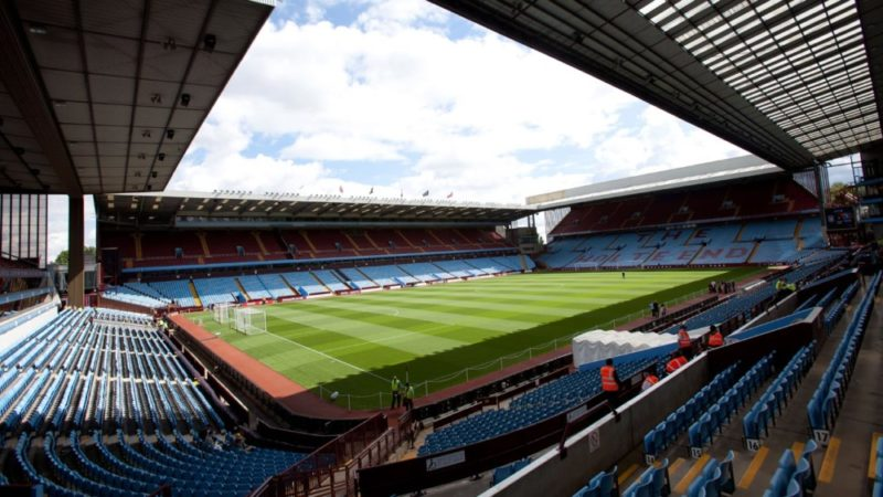 Villa Park Stadium could be used during the 2022 Commonwealth Games