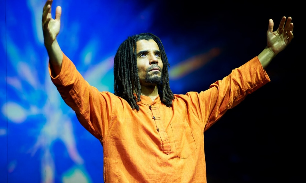 6 photos of Akala book launch in Birmingham exploring issues of racism