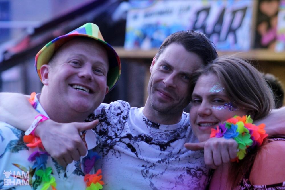 Birmingham Pride 2018 photo by Harvey McDonald