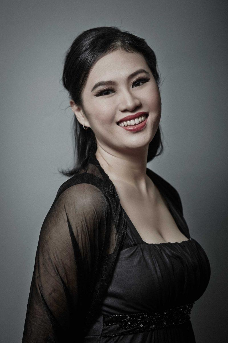 Ho Chi Mei plays Gretel in the opera