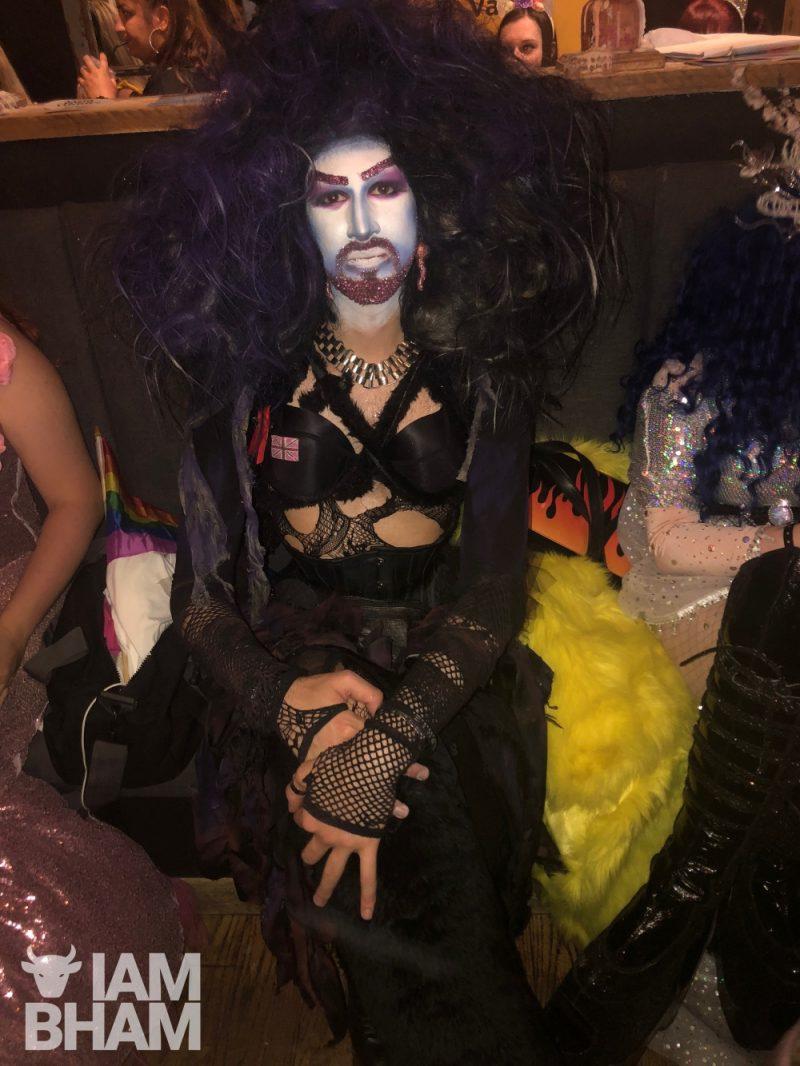 Paul Aleksander - @paul_aleksandr/@dragpunk drag artist in Birmingham