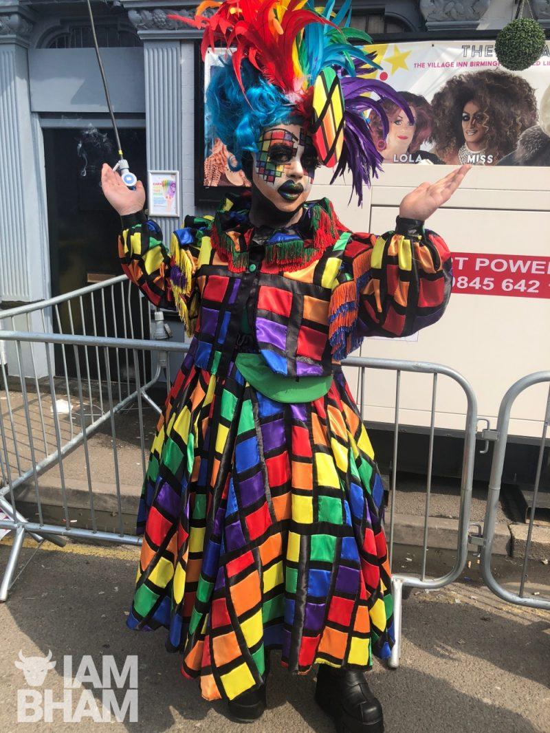 Queeny - @queeny.birmingham Drag artist in Birmingham
