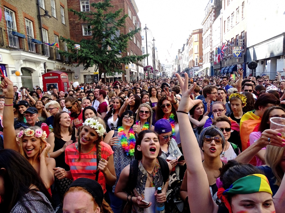 Why is brighton the lgbtq capital of the uk