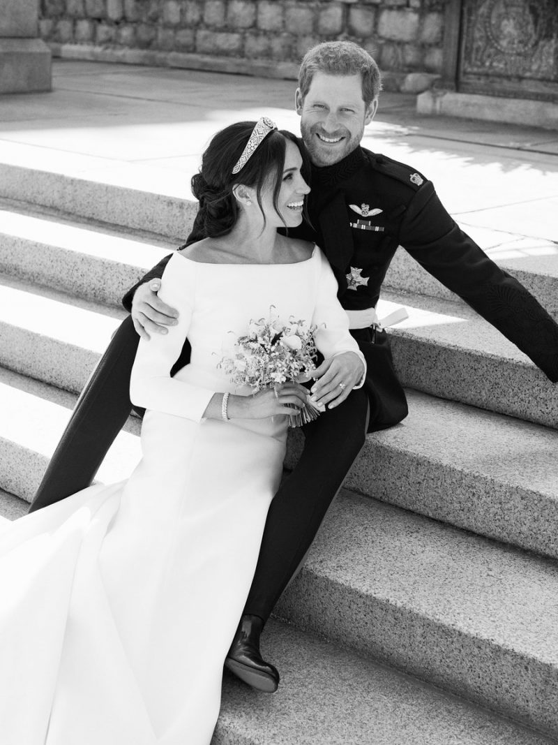 harry and meghan 39 s official royal wedding photos are out i am birmingham. Black Bedroom Furniture Sets. Home Design Ideas