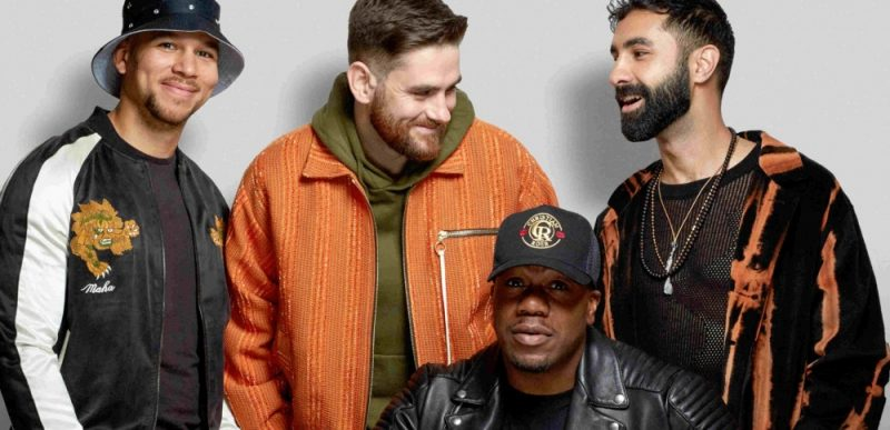 Rudimental will be at Birmingham Pride 2018