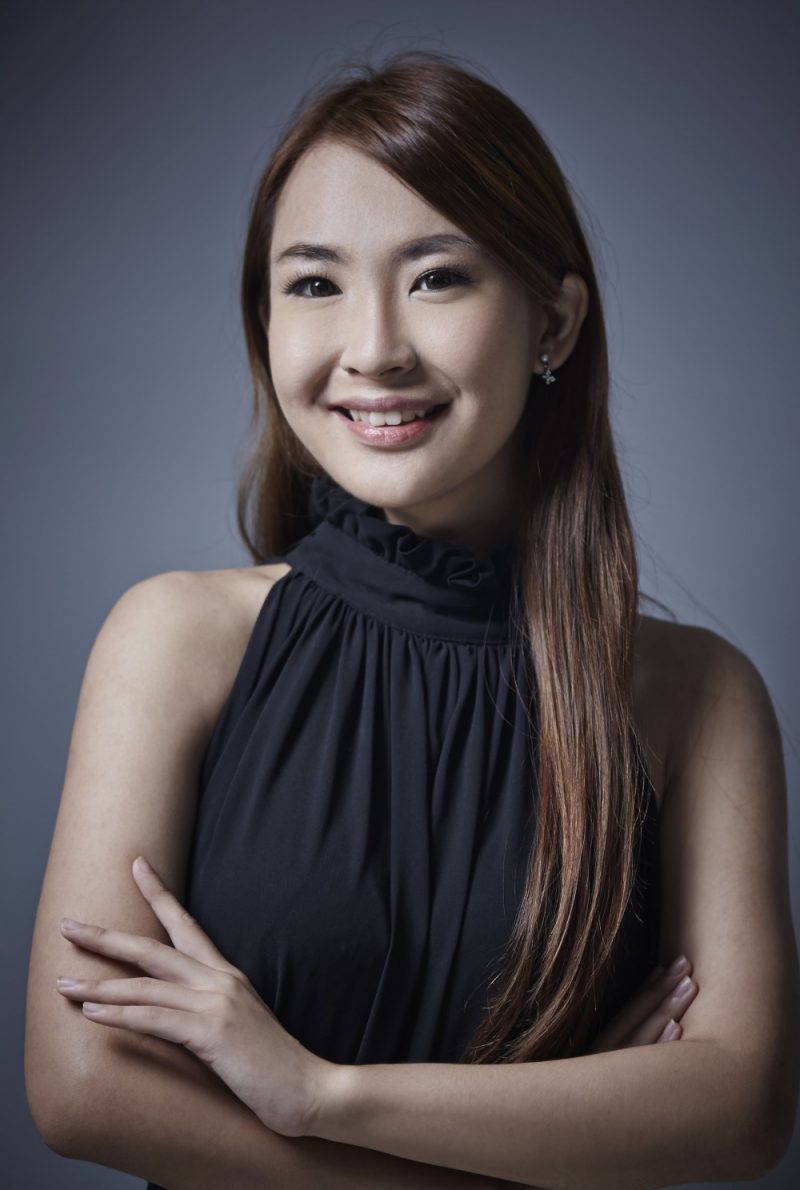 Yi Ling Chaing plays Hansel in the opera