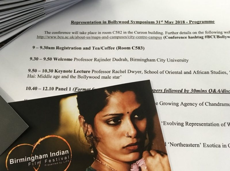 Bollywood has become a growing focus for British media studies, especially within the framework of the global film industry