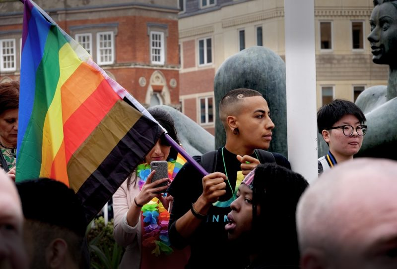 Representation has been getting better at Birmingham Pride but some LGBTQIA+ groups don't feel its as inclusive as it could be