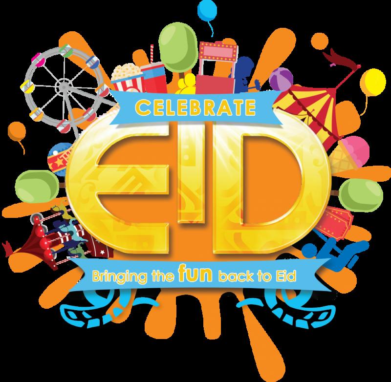 Celebrate Eid Birmingham logo