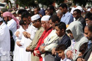 Preparations underway for Eid celebrations in Small Heath Park tomorrow