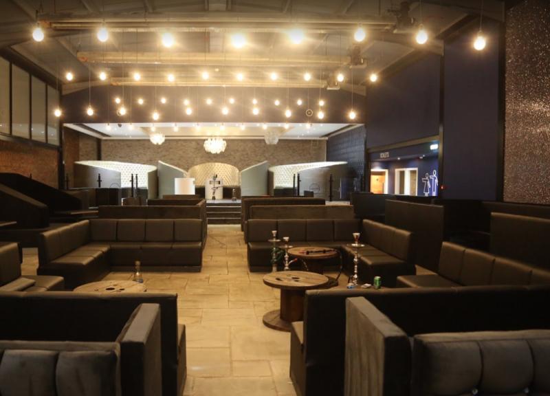 Cloud 9 Dessert and Shisha Lounge in Gooch Street North, Birmingham