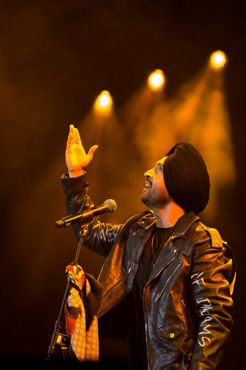 Diljit Dosanjh has been confirmed as the biggest selling Indian artist to date for a single concert at Arena Birmingham