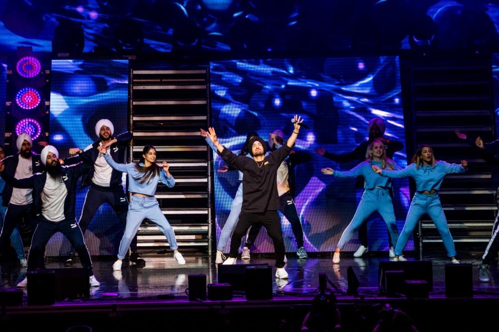 Diljit Dosanjh breaks Arena Birmingham box office record