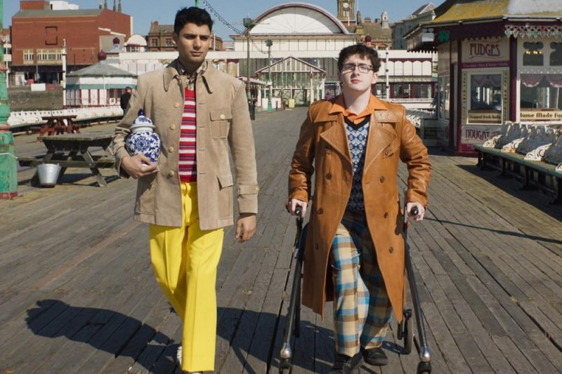 Antonio Aakeel and Jack Carroll star in Eaten by Lions, directed by Jason Wingard