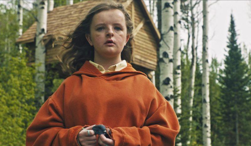 Milly Shapiro plays Charlie Graham in Hereditary