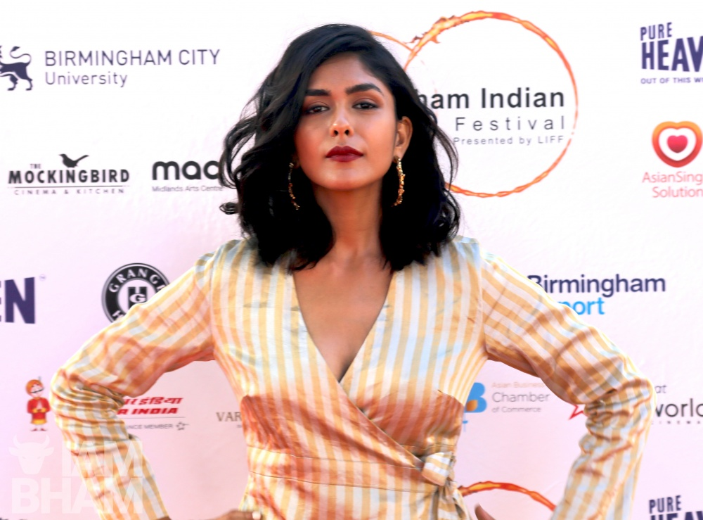 50 photos from the Birmingham Indian Film Festival launch