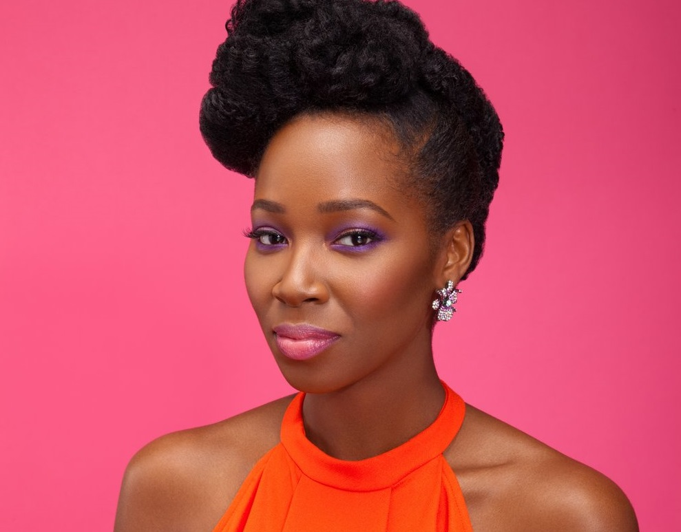 Jamelia to present 'Black Girl Bible' at intimate Birmingham book event