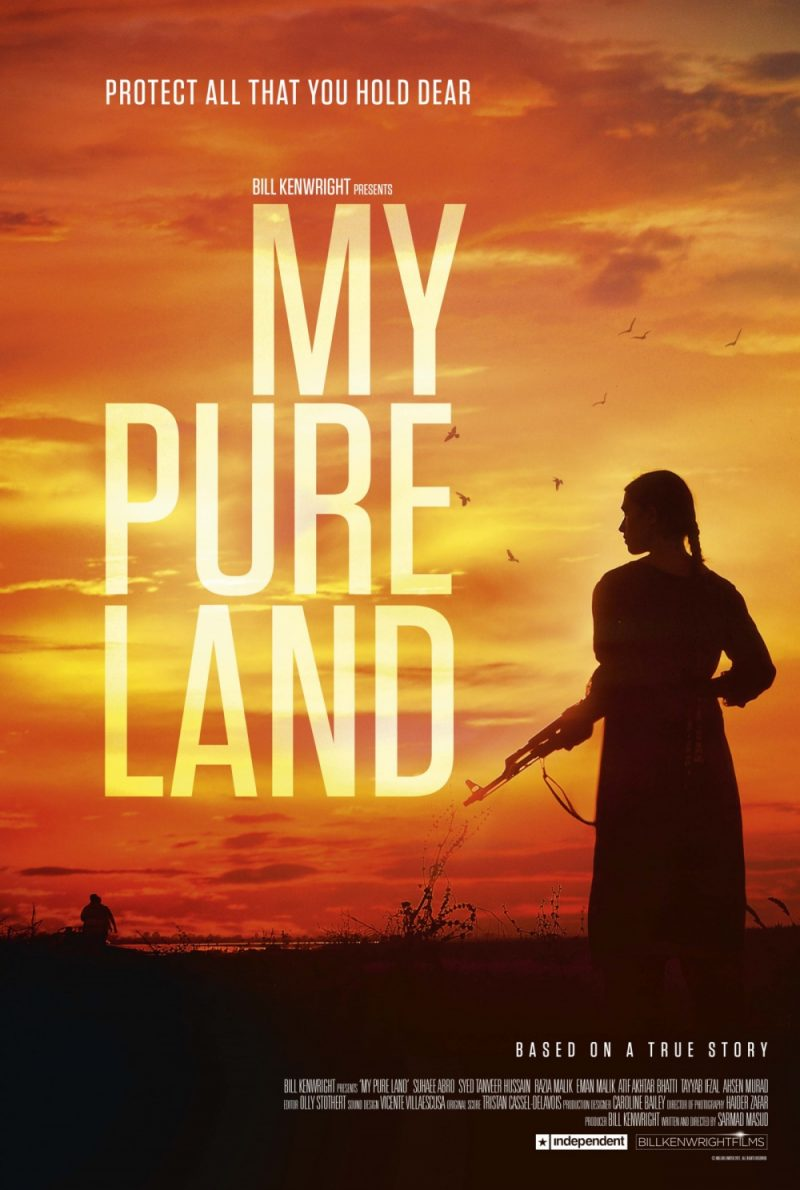 My Pure Land is a 2017 British drama film directed by Sarmad Masud