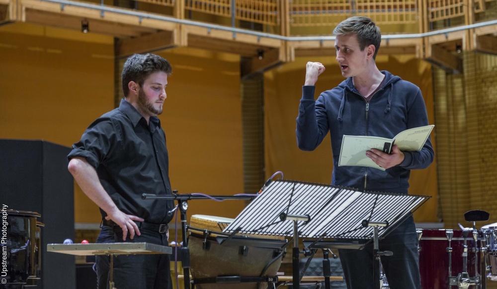 Julian Lloyd Webber training the next generation of contemporary musicians