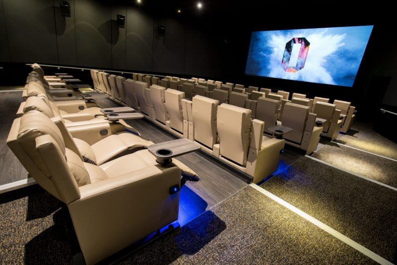 Film fans visiting the new ODEON Luxe Birmingham Broadway Plaza will also enjoy a complete overhaul of the technology