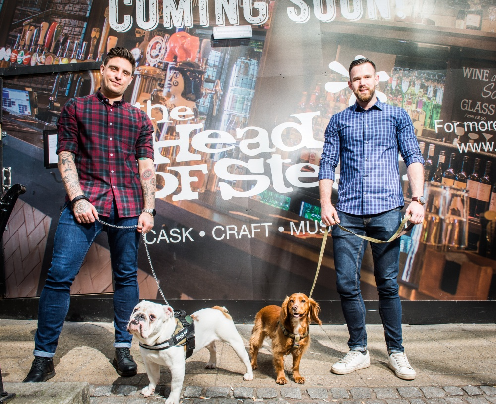 Plans for new dog-friendly Birmingham bar sets tails wagging