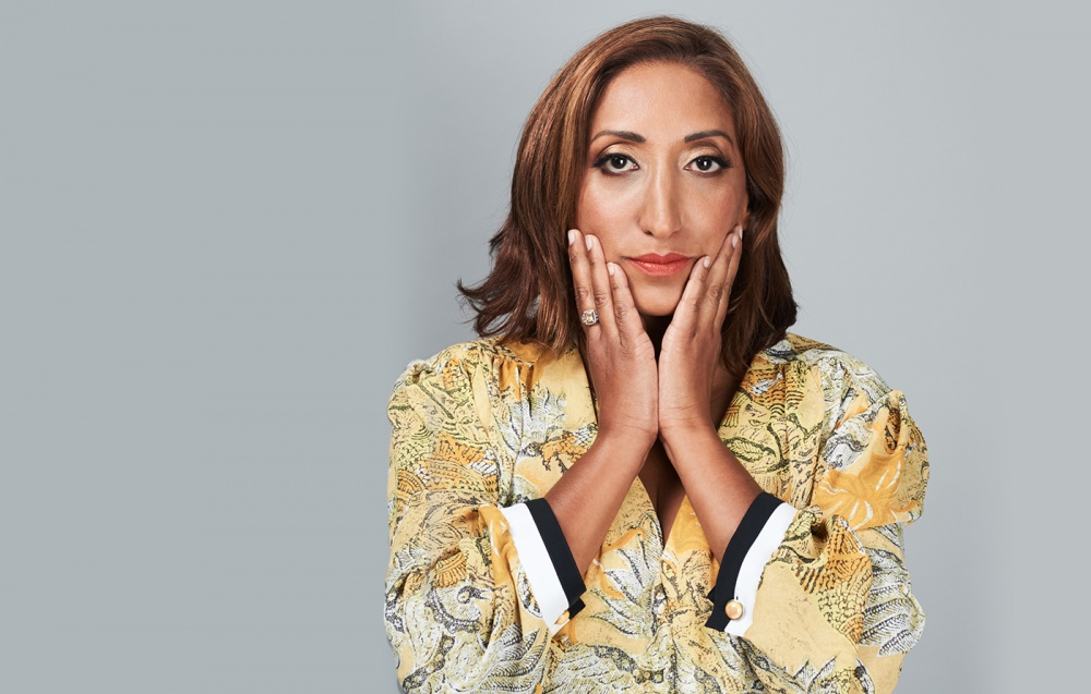 Brum comedian Shazia Mirza to serve up a night of laughs to help city's homeless