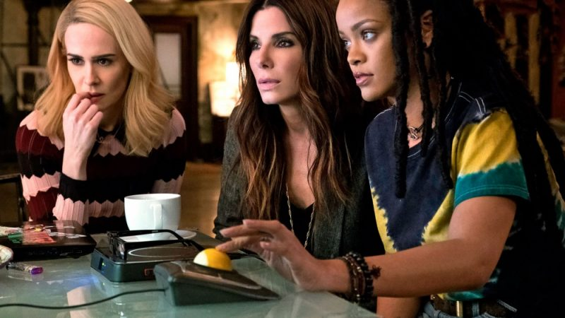 Ocean's 8 will be showing at the new luxury ODEON screens