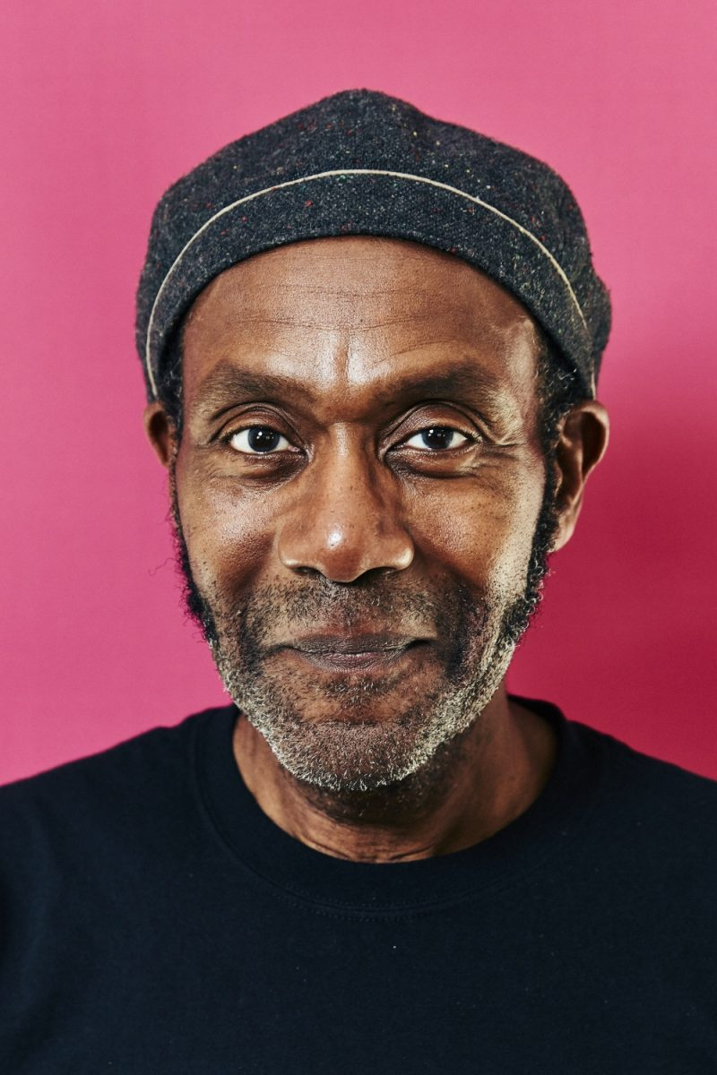 Lenny Henry was raised in Dudley but is a champion ambassador and role model for many in Birmingham and the West Midlands