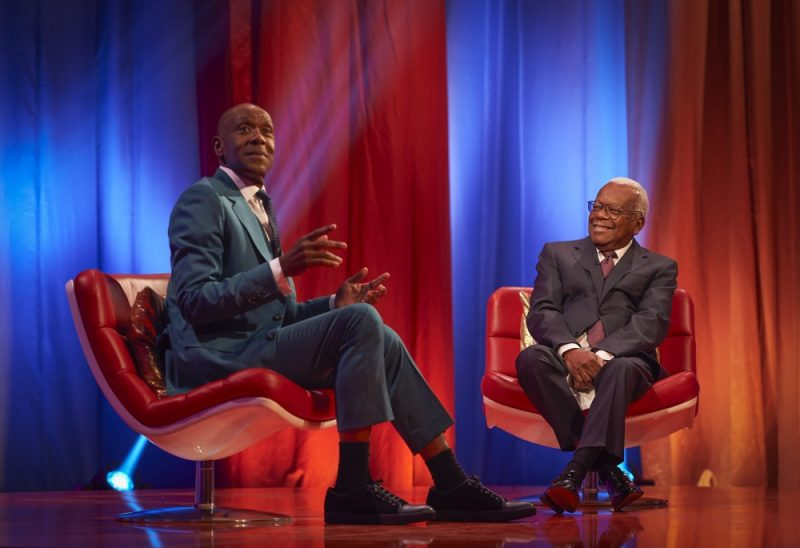 Lenny Henry sits down with Trevor McDonald to discuss his career and life in a 60th birthday special show