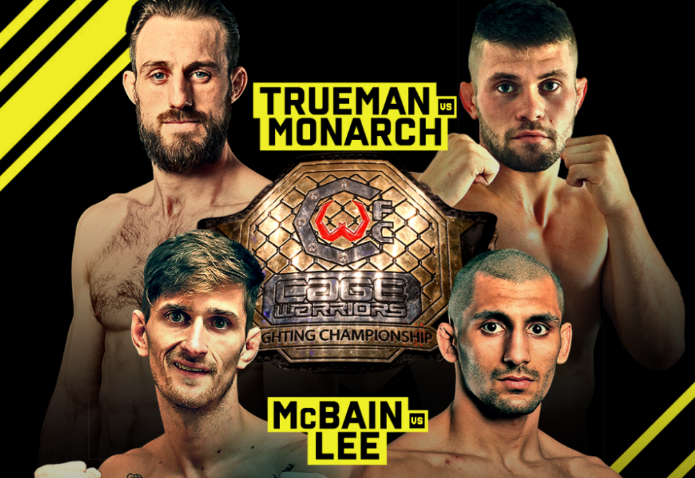 Cage Warriors Featherweight Champion to be decided in Birmingham