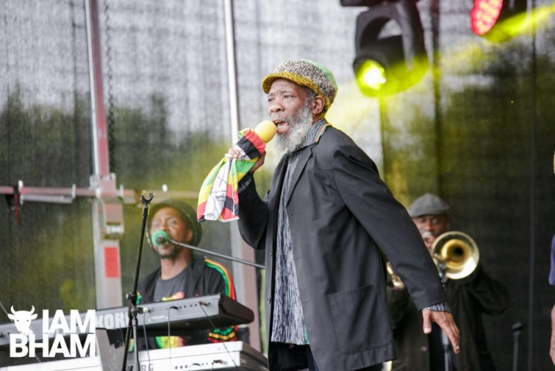Misty in Roots at Simmer Down Festival 2018