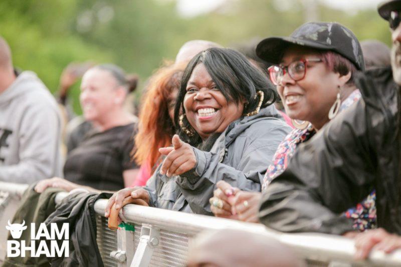 Good vibes at Simmer Down Festival 2018 at Handsworth Park in Birmingham