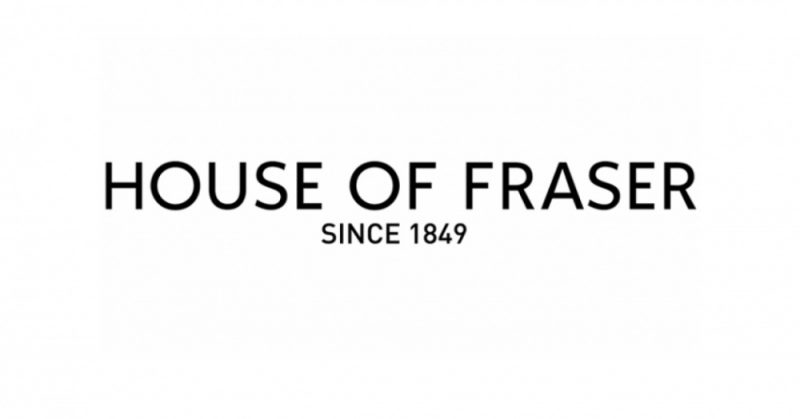 House of Fraser began trading 169 years ago