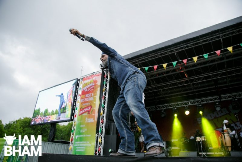 Performances on the Main Stage at Simmer Down Festival 2018